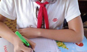 Bản mềm: Bộ 10 đề thi học kì 1 môn Tiếng Việt lớp 4