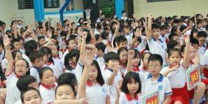 Đề thi học sinh giỏi lớp 3 môn Tiếng Việt